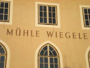 Bei Witti Wiegeles Kulturmühle